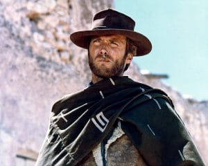 THE GOOD, THE BAD AND THE UGLY, Clint Eastwood