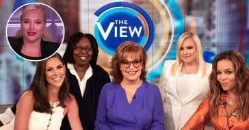 Meghan McCain is leaving The View