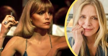 Michelle Pfeiffer then and now, still radiant