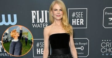 Nicole Kidman Starting New Hair Trend Take A Look At Her New Pixie Cut