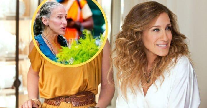 Parker earned praise from beauty writer Cait Kiernan