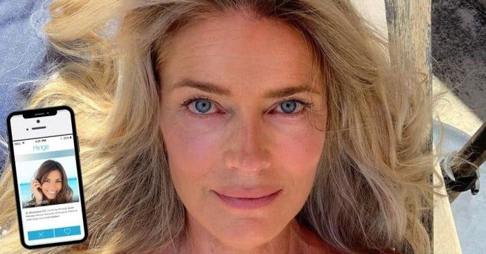 Paulina Porizkova Denied From Dating App Because She's 'Famous'