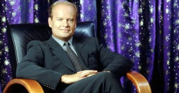 Prepare for Frasier to enjoy weath, perhaps of a more important sort