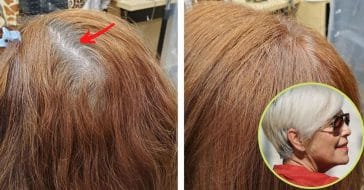Research Finds There's A Way To Reverse Gray Hair