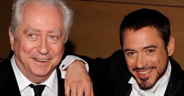 Robert Downey Sr dead