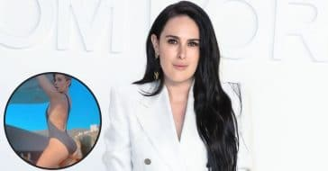 Rumer Willis Hits Back At Trolls With More Sultry Swimsuit Snaps
