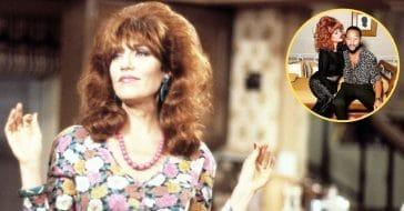 See Chrissy Teigen's Transformation Into '90s Sitcom Icon Peggy Bundy