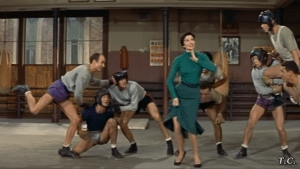 See how dance has changed through a timeline of Hollywood Golden Age choreography