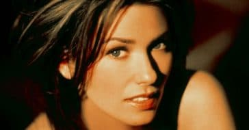 Shania Twain received a lot of criticism early on