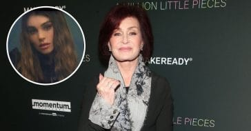 Sharon Osbourne seen out with her daughter Aimee