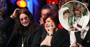 Sharon and Ozzy Osbourne celebrate 39th anniversary