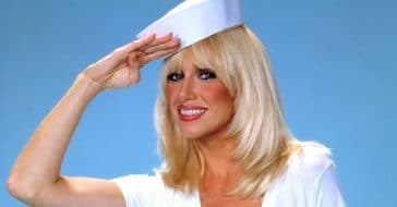 Suzanne Somers said her proudest accomplishment was performing for the troops