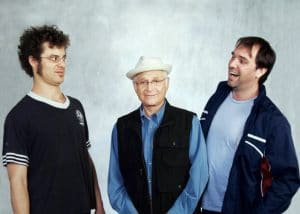 SOUTH PARK, Matt Stone, Norman Lear, Trey Parker