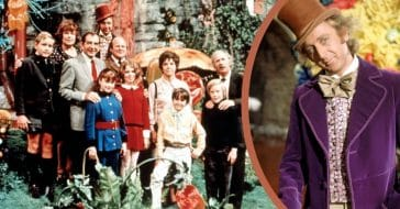 The cast of 'Willy Wonka and the Chocolate Factory'