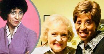 Marla Gibbs and Betty White