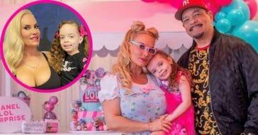 Meet Ice T's mini-me, Chanel Nicole