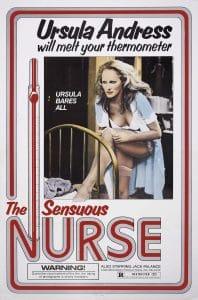 THE SENSUOUS NURSE, (aka THE SECRETS OF THE SENSUOUS NURSE