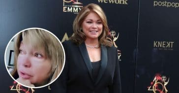 Valerie Bertinelli shares emotional video about hate comments