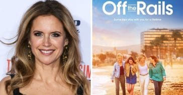 What We Know About The Late Kelly Preston's Final Movie 'Off The Rails'
