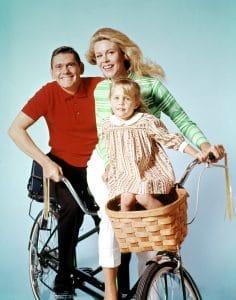 Dick York, Elizabeth Montgomery, Erin/Diane Murphy