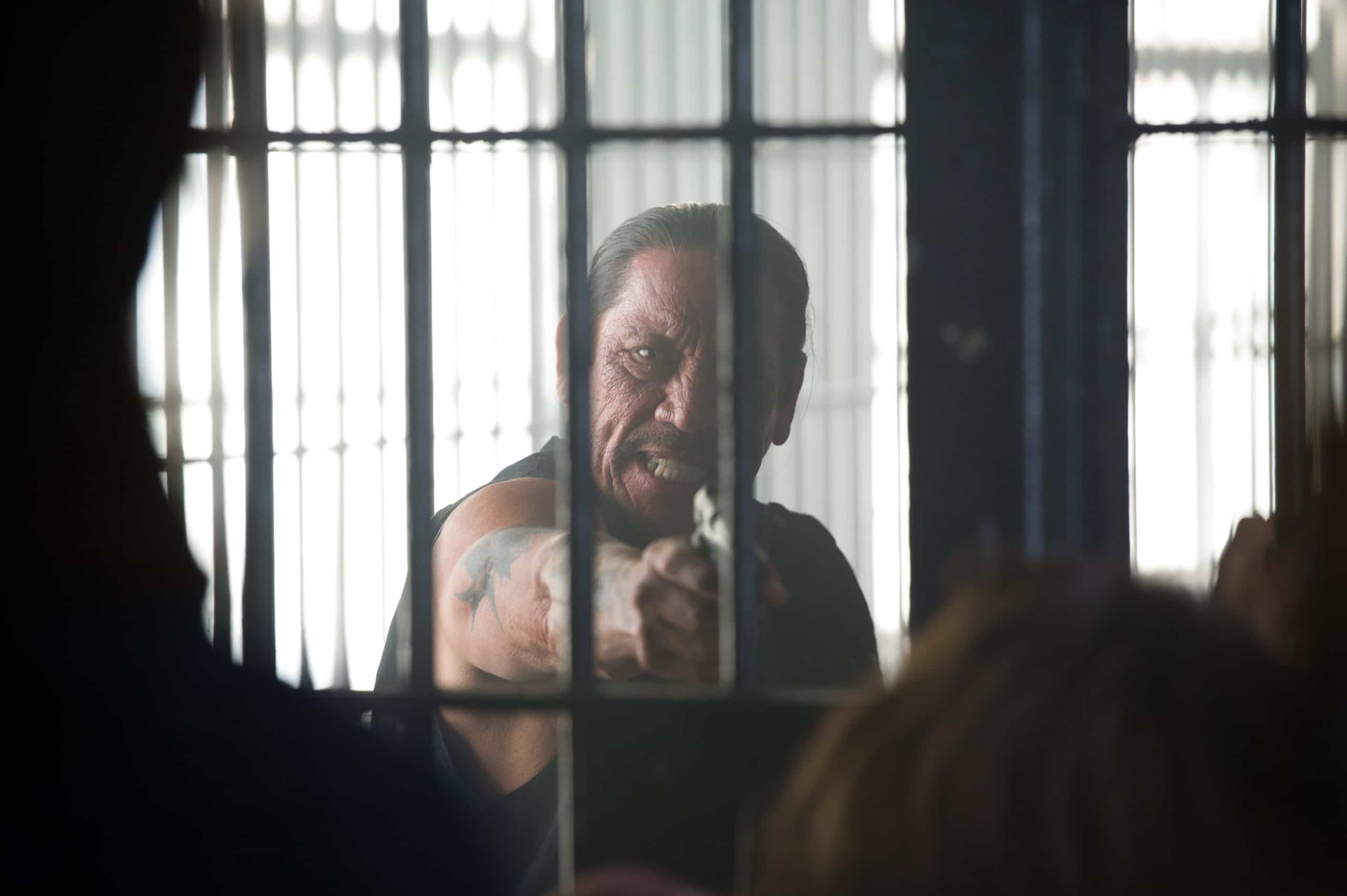 RISE OF THE ZOMBIES, Danny Trejo