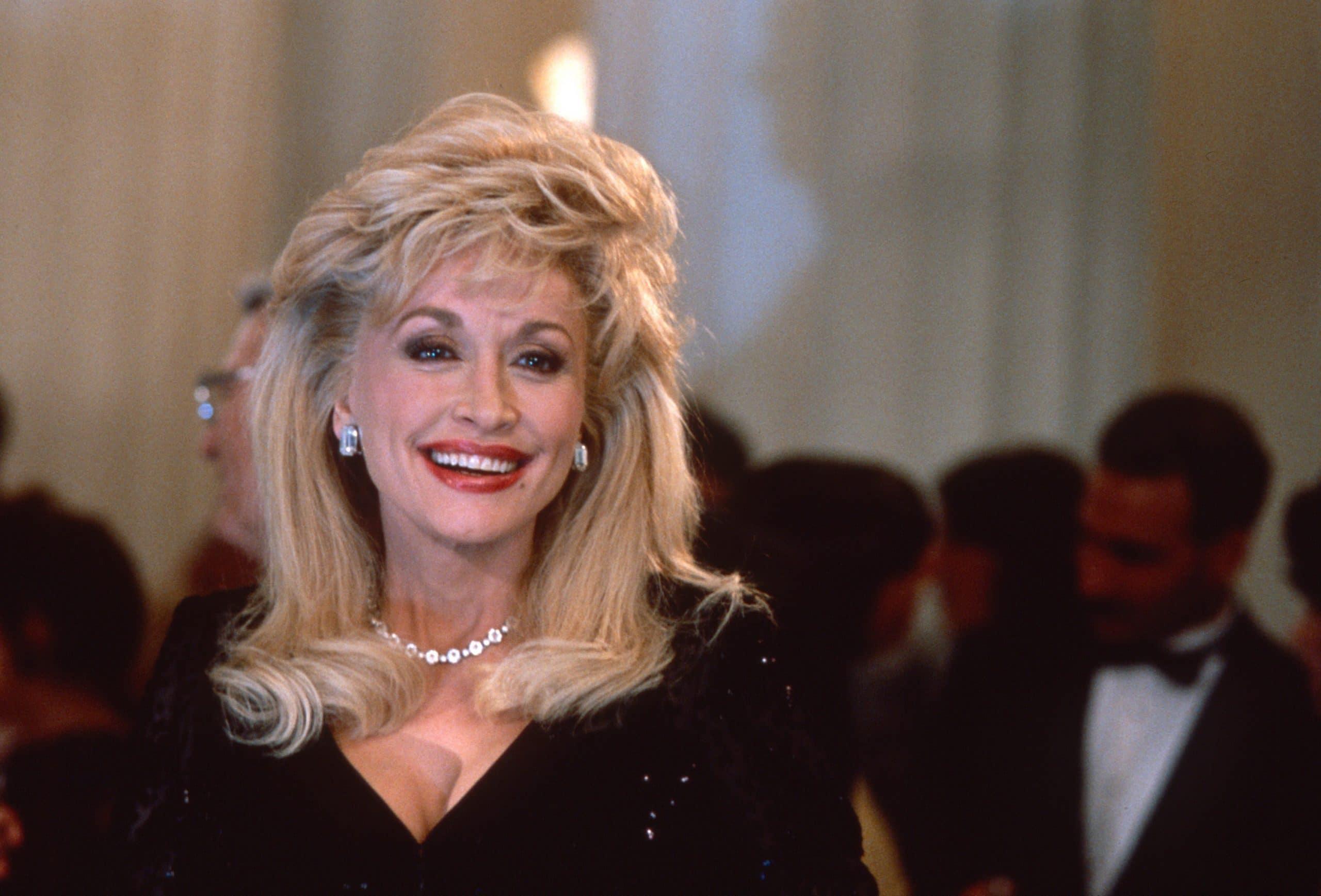 STRAIGHT TALK, Dolly Parton, 1992