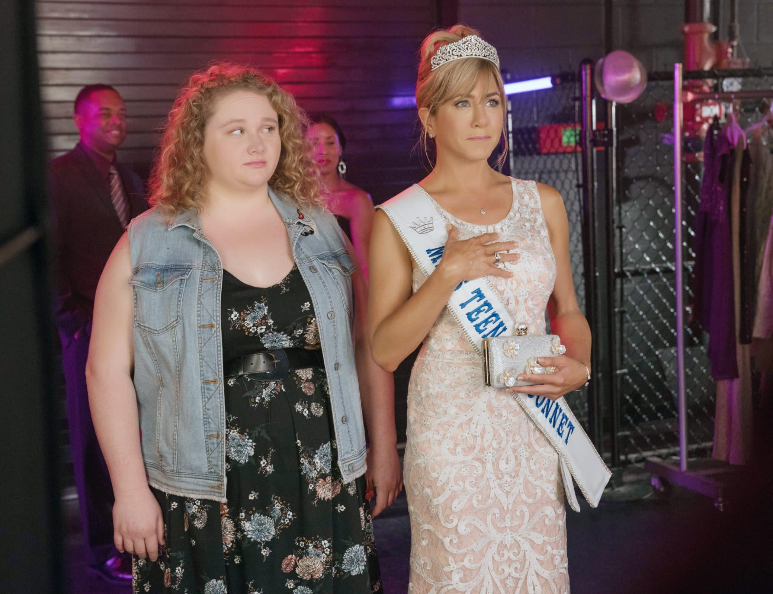 DUMPLIN', from left: Danielle Macdonald, Jennifer Aniston, 2018