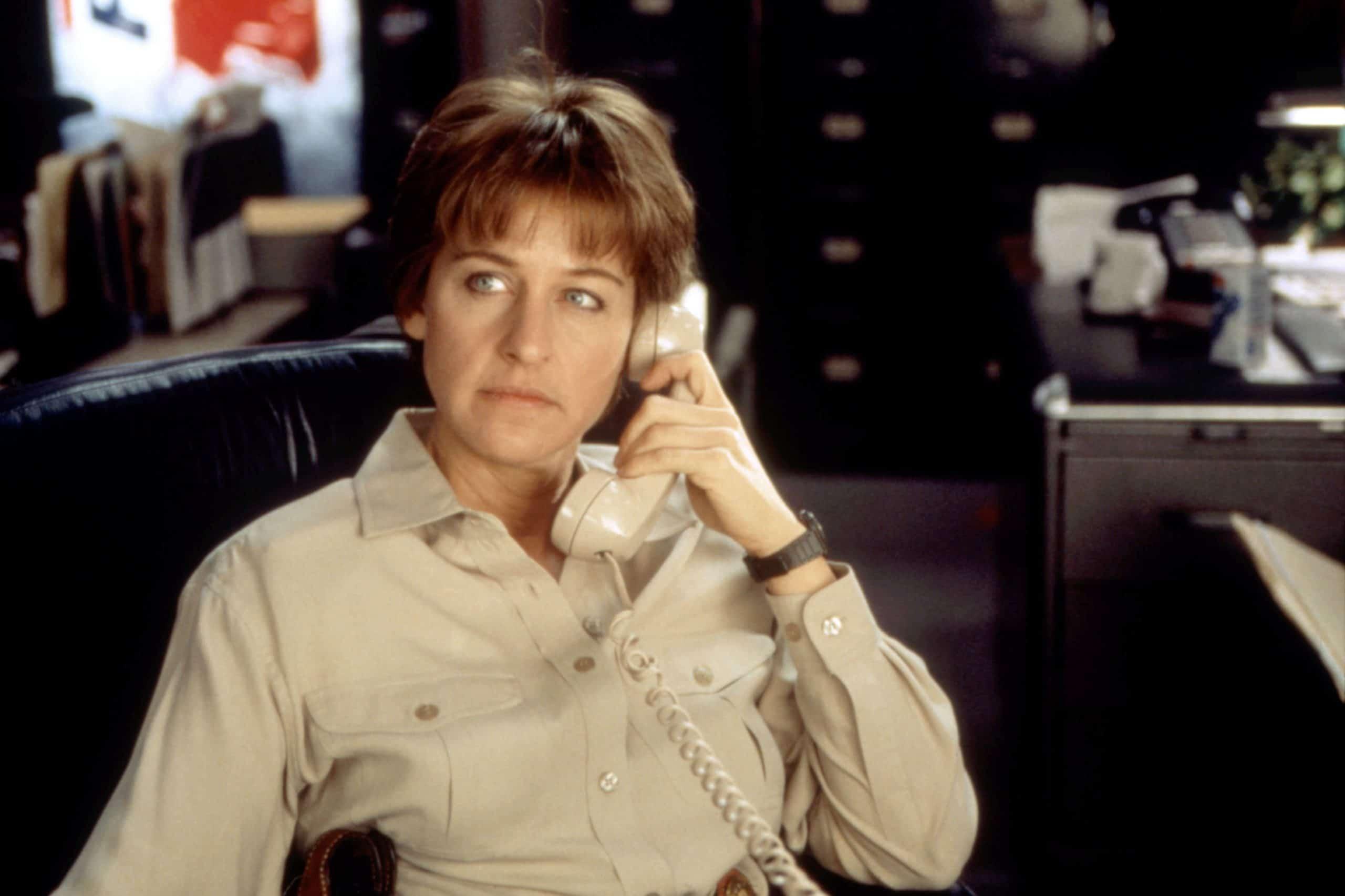 GOODBYE LOVER, Ellen DeGeneres, 1998
