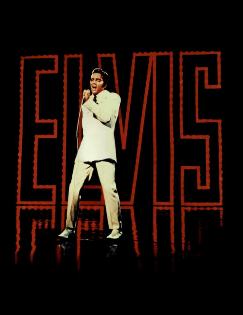 ELVIS (aka SINGER PRESENTS ELVIS; ELVIS COMEBACK SPECIAL), Elvis Presley, 1968