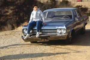 THE WONDER YEARS, Fred Savage, 'Grandpa's Car',
