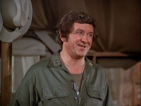 George Lindsey on 'M*A*S*H'