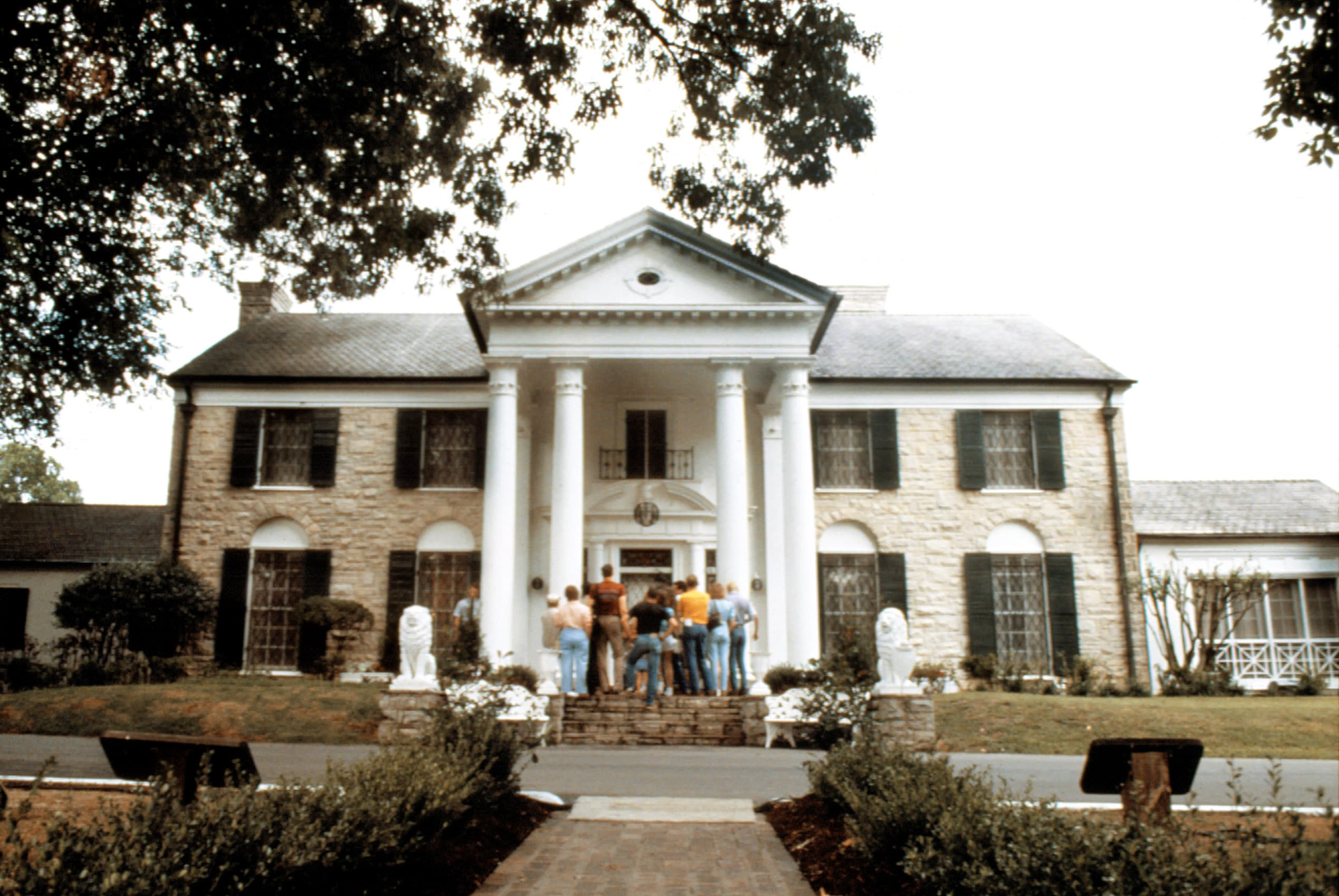 Graceland, (Elvis Presley's Home), Memphis, TN