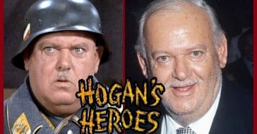 hogan's heroes then and now