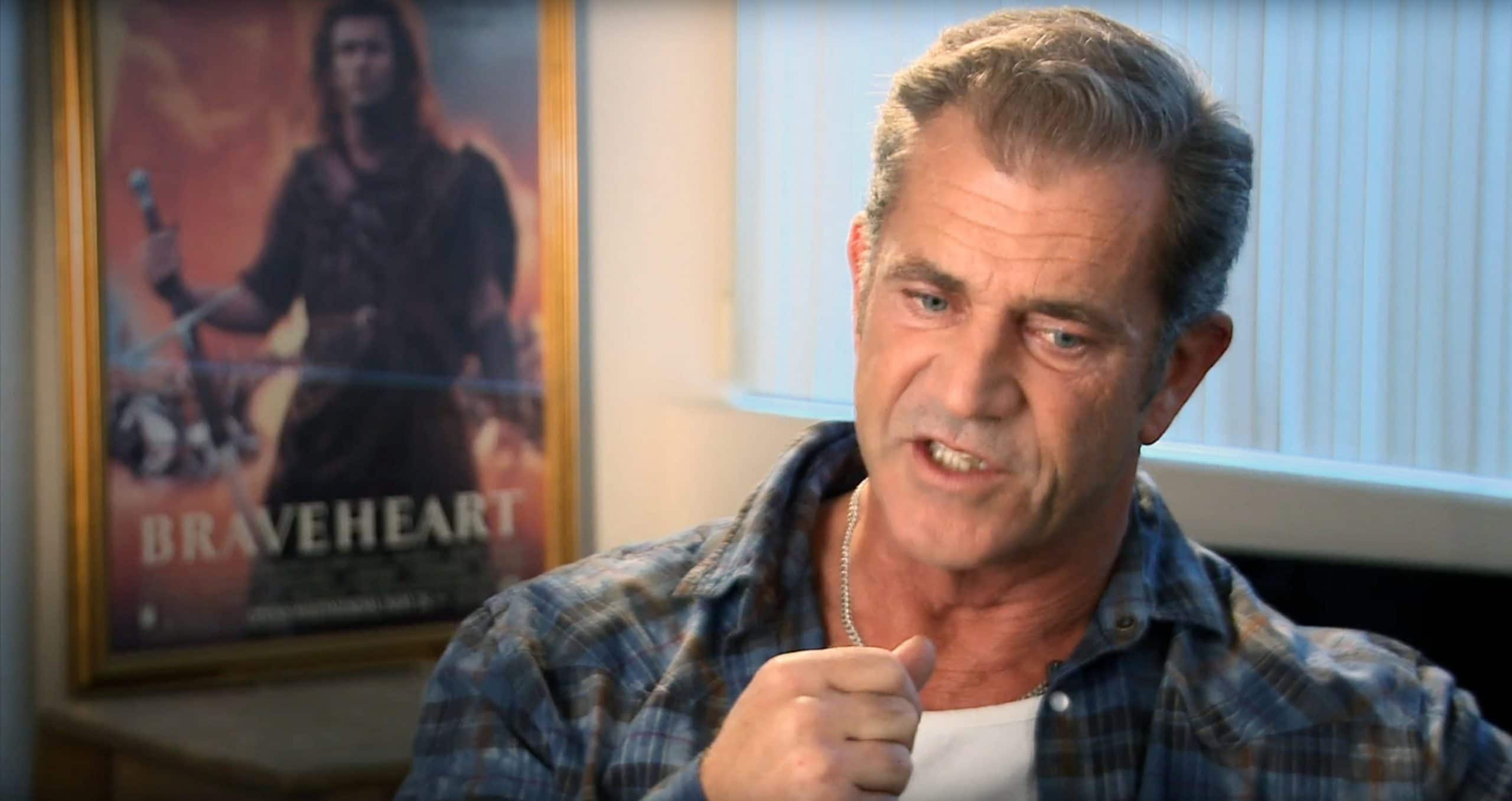 LADDIE: THE MAN BEHIND THE MOVIES, Mel Gibson, actor, 2017