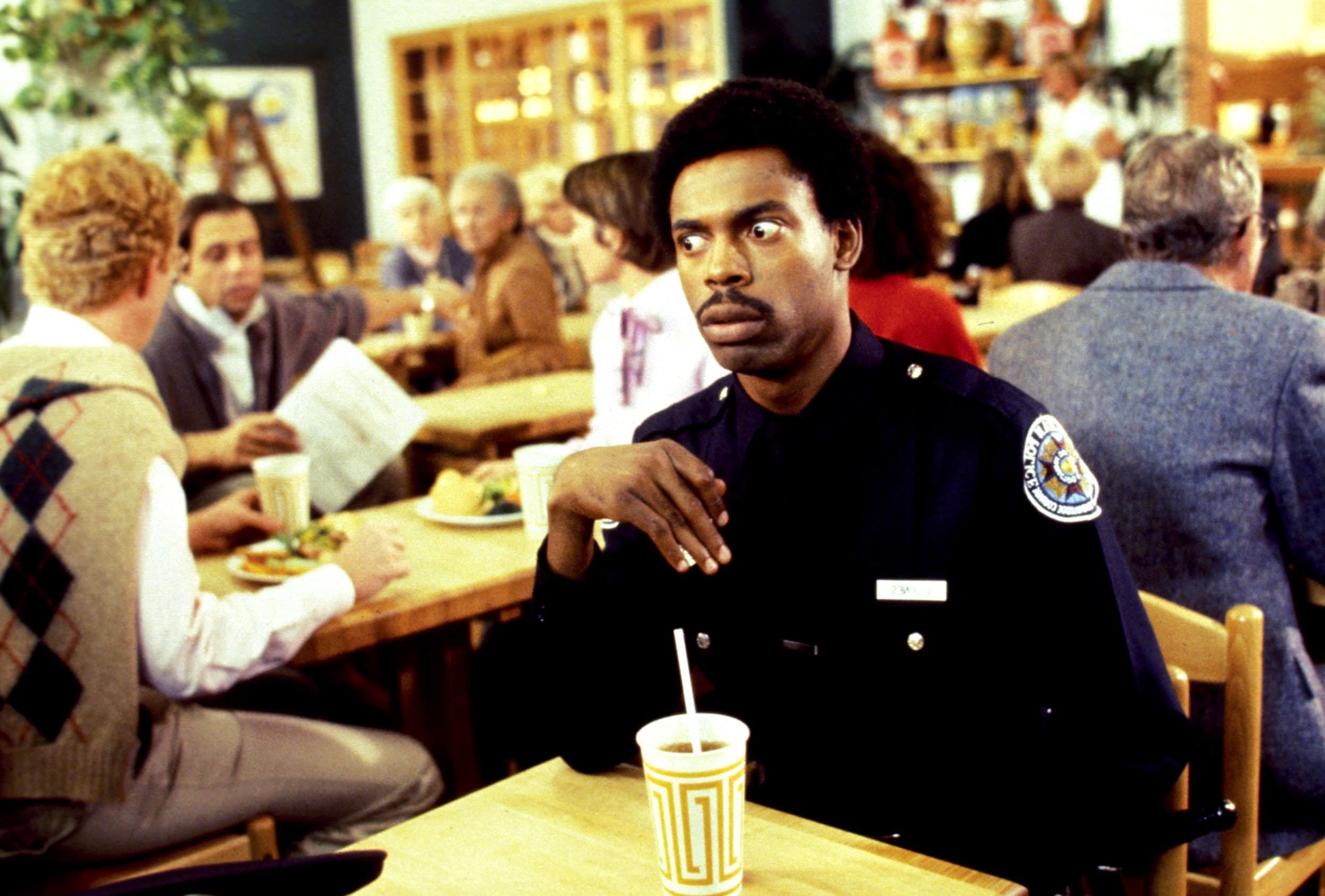 POLICE ACADEMY II, Michael Winslow, 1985