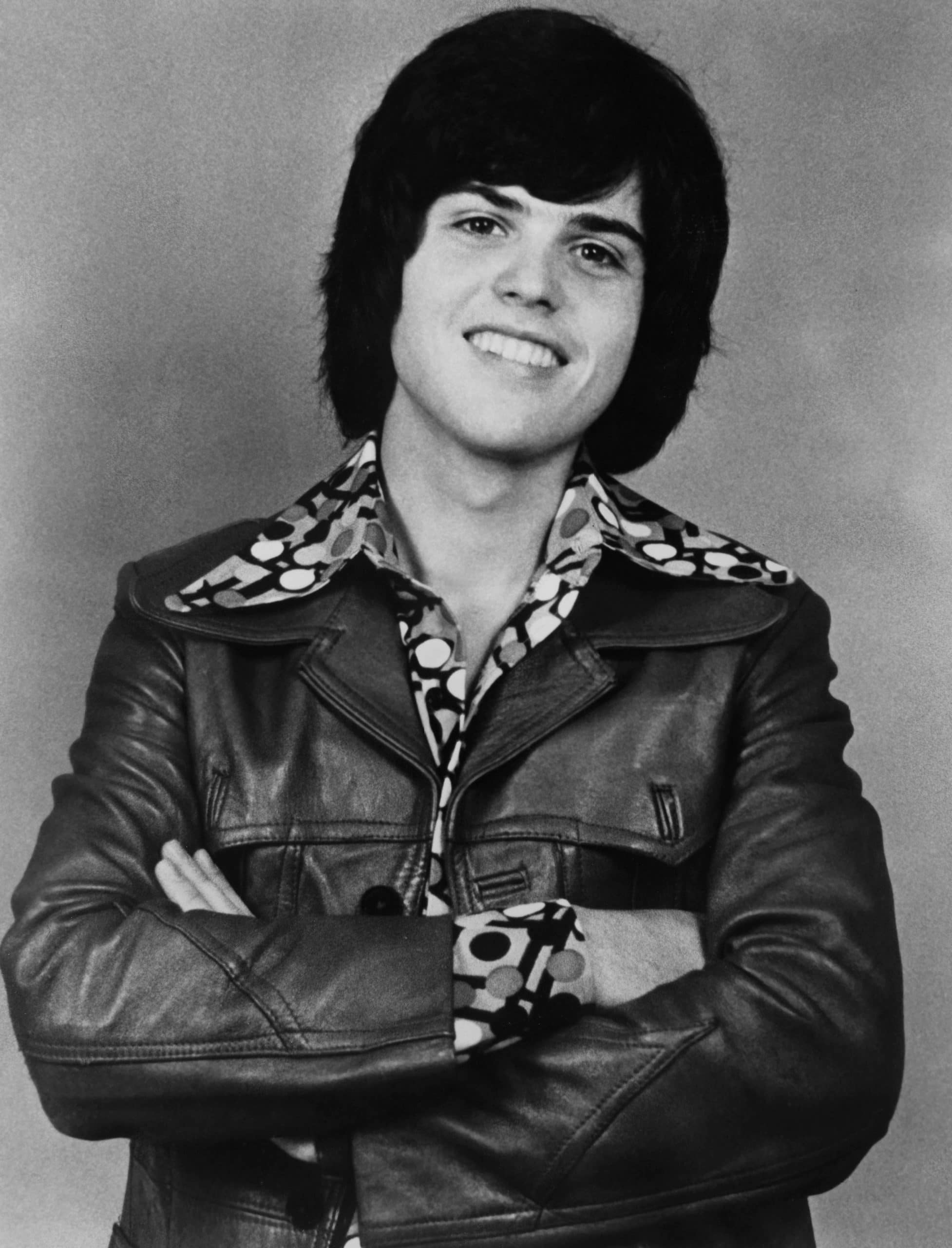 Donny Osmond Says His Days Of Success As A Teen Were Very Lonely