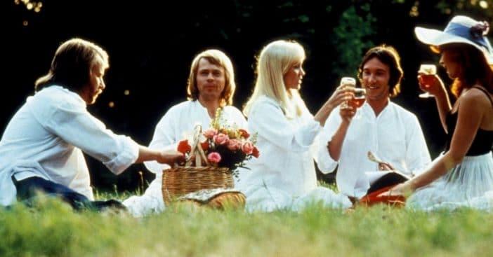 ABBA joins TikTok with Dancing Queen piano video