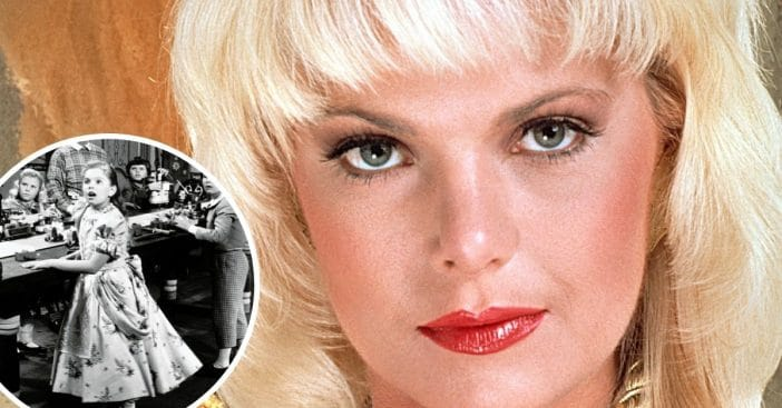 Ann Jillian opens up about being a child star and sex symbol