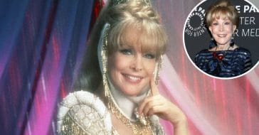 Barbara Eden opens up about diet skincare exercise