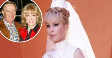 Barbara Eden shares secrets to her 30 year marriage