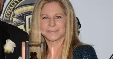 Broadway actress Streisand
