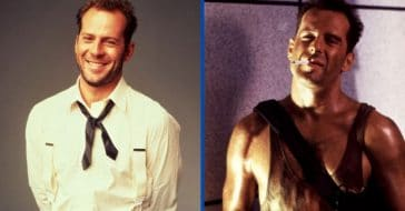 Bruce Willis, from comedy to high-stakes action