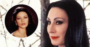 Catherine Zeta Jones will play Morticia Addams in new series