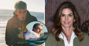Cindy Crawford's Son, Presley Gerber, Gets Face Tattoo Removed