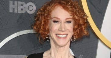 Comedian Kathy Griffin Diagnosed With Lung Cancer