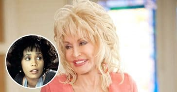 Dolly Parton explains what she purchased with royalties from Whitney Houston cover