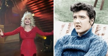 Dolly Parton said that she always related to Elvis Presley