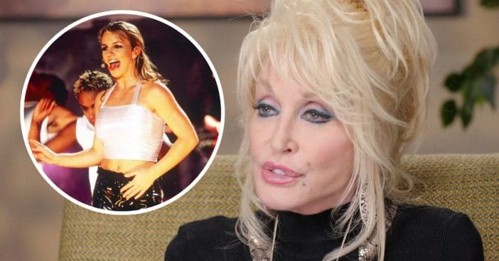 Dolly Parton talks about Britney Spears conservatorship