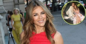 Elizabeth Hurley's Son, Damian, Has Been Disinherited From Family Fortune