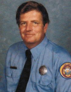Fireman William Ziegler